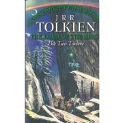 The Lord of the Rings The Two Towers by JRR Tolkien Harper Collins Geoff Taylor artwork paperback book (1999)